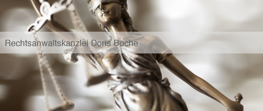 Rechtsanwaltskanzlei Doris Boche Genthin